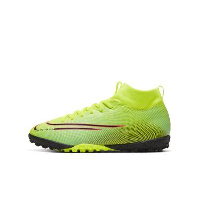 Fotbollssko för grus/turf Nike Jr. Mercurial Superfly 7 Academy MDS TF för barn/ungdom
