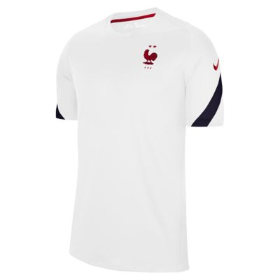 Camiseta de fútbol de manga corta para hombre FFF Strike