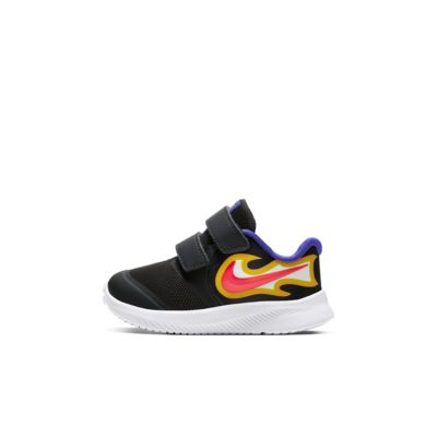 Nike Star Runner 2 Fire Baby and Toddler Shoe