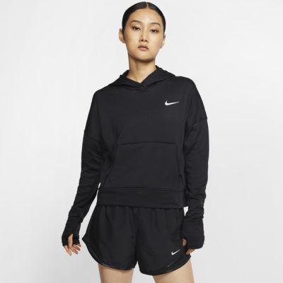 Nike Therma Sphere-løbehættetrøje til kvinder