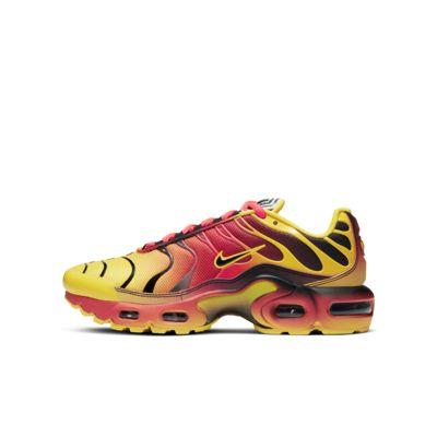 Nike Air Max Plus QS Big Kids' Shoe