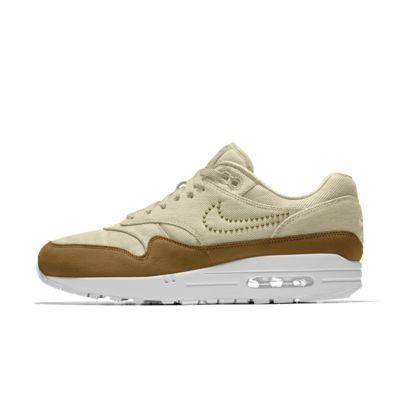 Nike Air Max 1 Premium By You Custom damesschoen