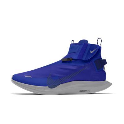 Nike Zoom Pegasus Turbo Shield By You Custom Men's Running Shoe