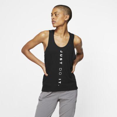 Женская беговая майка Nike Dri-FIT Miler