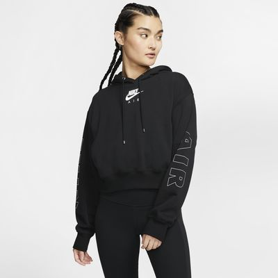 Nike Air 女子针织连帽衫