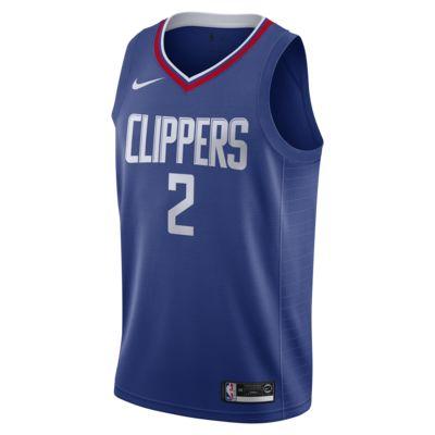 Kawhi Leonard Clippers Icon Edition Nike NBA Swingman 球衣