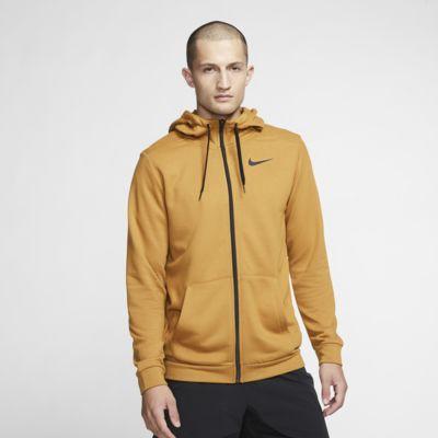 Nike Dri-FIT Trainings-Hoodie mit durchgehendem Reißverschluss für Herren