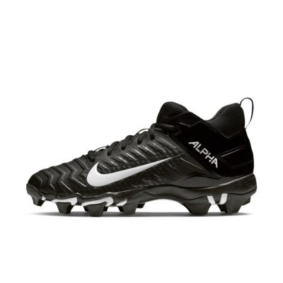 Nike Mens Alpha Menace Shark Wide Football Cleat