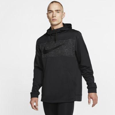 Nike Therma Men's Fleece Pullover Training Hoodie