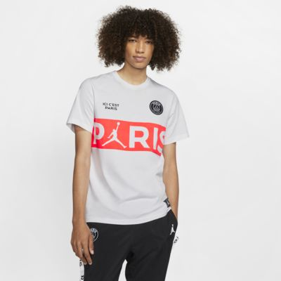 Paris Saint-Germain T-Shirt mit Schriftzug
