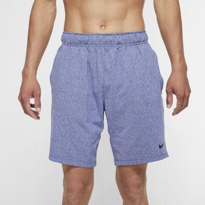 Nike Dri-FIT-yogatræningsshorts til mænd