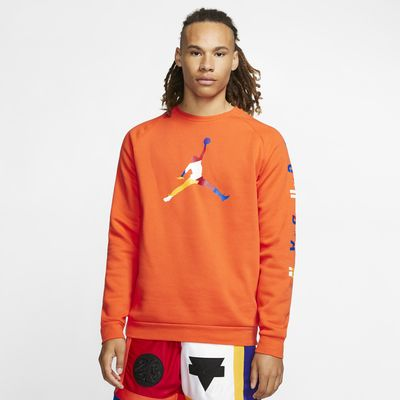 Jordan DNA Fleece Crew