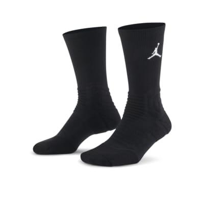 ถุงเท้าบาสเก็ตบอลข้อยาว Jordan Flight