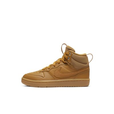 Nike Court Borough Mid 2 Younger Kids