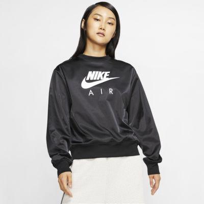 Haut en satin Nike Air pour Femme