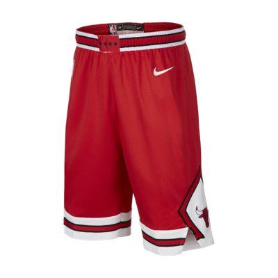 公牛官网_芝加哥公牛队 Nike Icon Edition Swingman NBA 大童(男孩)短裤-耐克(Nike ...