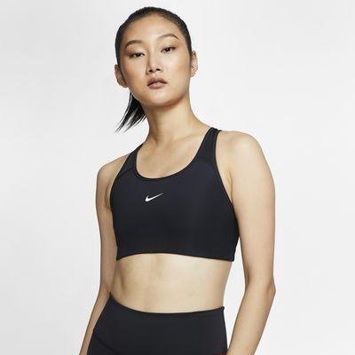 Nike Swoosh Women's Medium-Support 1-Piece Pad Sports Bra