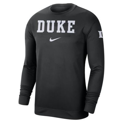 Nike College Dri-FIT Spotlight (Duke) Men's Long-Sleeve Top