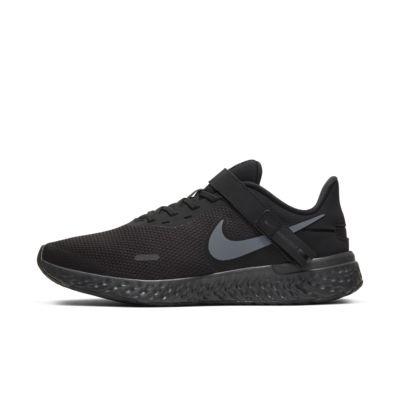 Nike Revolution 5 FlyEase 男款跑鞋 (特寬)
