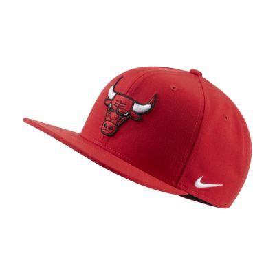 Chicago Bulls Nike Pro NBA Şapka