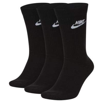 Chaussettes mi-mollet Nike Sportswear Everyday Essential (3 paires)