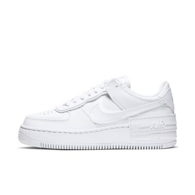 Nike Air Force 1 Shadow Women S Shoe Nike At This nike air force 1 shadow comes with an iridescent pixelated swoosh. nike air force 1 shadow women s shoe