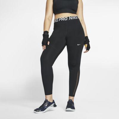 Nike Pro Tights til dame (store størrelser)