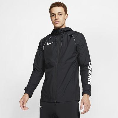 Nike F.C. All Weather Fan Erkek Futbol Ceketi