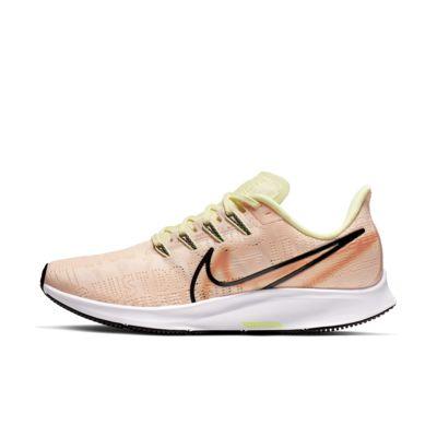 Nike Air Zoom Pegasus 36 PRM Rise 女子跑步鞋