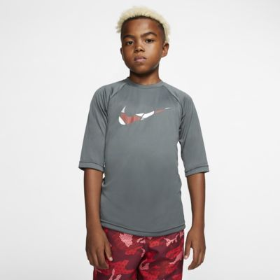 Nike Mashup Swoosh Big Kids' (Boys') Swim Hydroguard