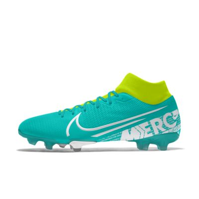 Nike Mercurial Superfly 7 Academy FG By You Custom Firm-Ground Football Boot