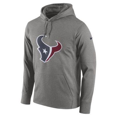Nike Circuit Logo Essential (NFL Texans) Men's Pullover Hoodie
