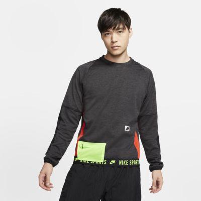Nike Therma Trainingstop met lange mouwen voor heren