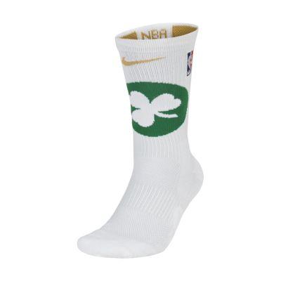 Calcetines deportivos de la NBA Boston Celtics Nike Elite