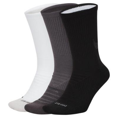 Calcetines de entrenamiento con amortiguación Nike Everyday Max (3 Pares)