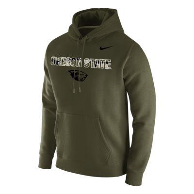 Nike College (Oregon State) Men's Hoodie