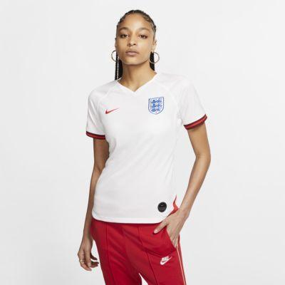 Женское футбольное джерси England 2019 Stadium Home