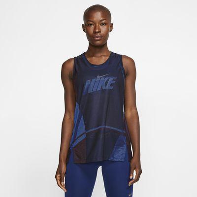 Nike Icon Clash Trainingstanktop voor dames