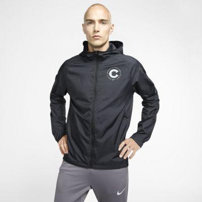 Nike Essential Chicago Men's Hooded Running Jacket