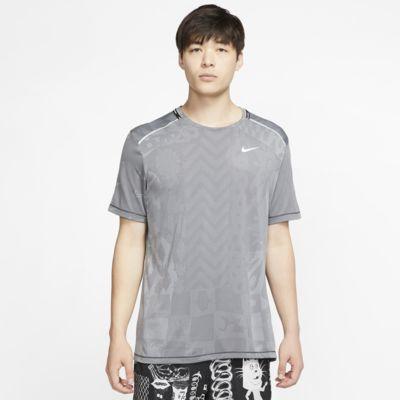 Nike TechKnit Wild Run 男子跑步上衣