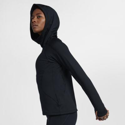 Sweat à capuche de training Nike Pro HyperWarm pour Femme