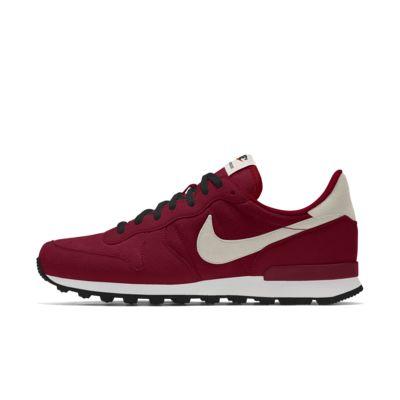 Specialdesignad sko Nike Internationalist By You för män
