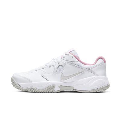 Nike Court Lite 2 女子硬地球场网球鞋