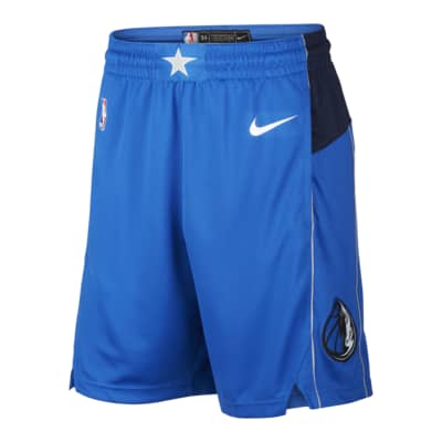 Dallas Mavericks Icon Edition Swingman Men's Nike NBA Shorts