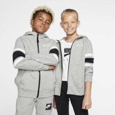 Sweat à capuche à zip Nike Air pour Enfant plus âgé