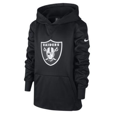Felpa con cappuccio Nike (NFL Raiders) - ragazzi
