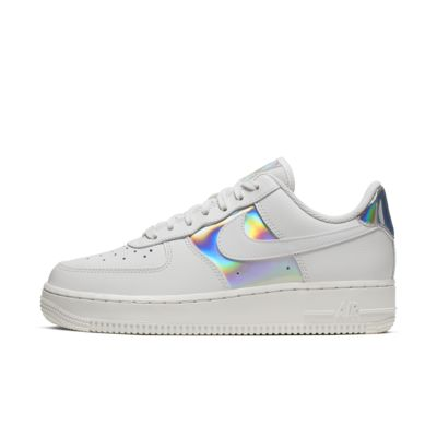 nike air force 1 iridescent
