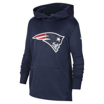 Nike (NFL Patriots) Big Kids' Logo Hoodie