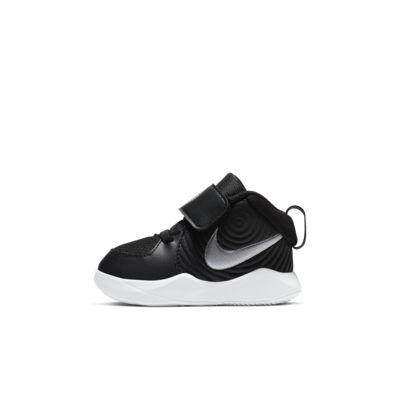 รองเท้าทารก/เด็กวัยหัดเดิน Nike Team Hustle D 9