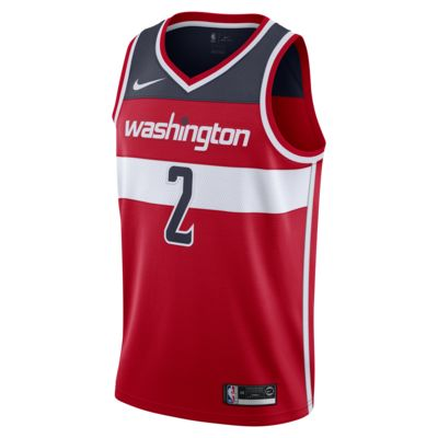 Camiseta Nike NBA Swingman John Wall Wizards Icon Edition